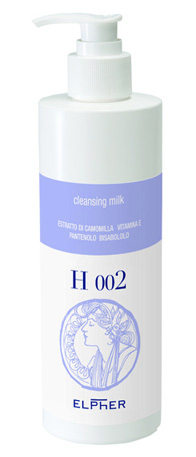 H002 Cleansing Milk Latte Detergente